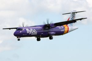 Stobart Air's ATR72 EI-REL in Flybe colours (IMG3601 JL)