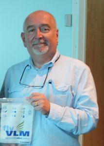 VLM's chairman Arthur White