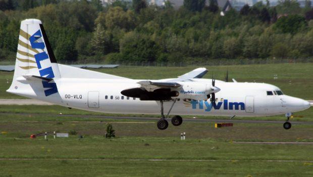 VLM Fokker 50 OO-VLQ (IMG9748 JL)