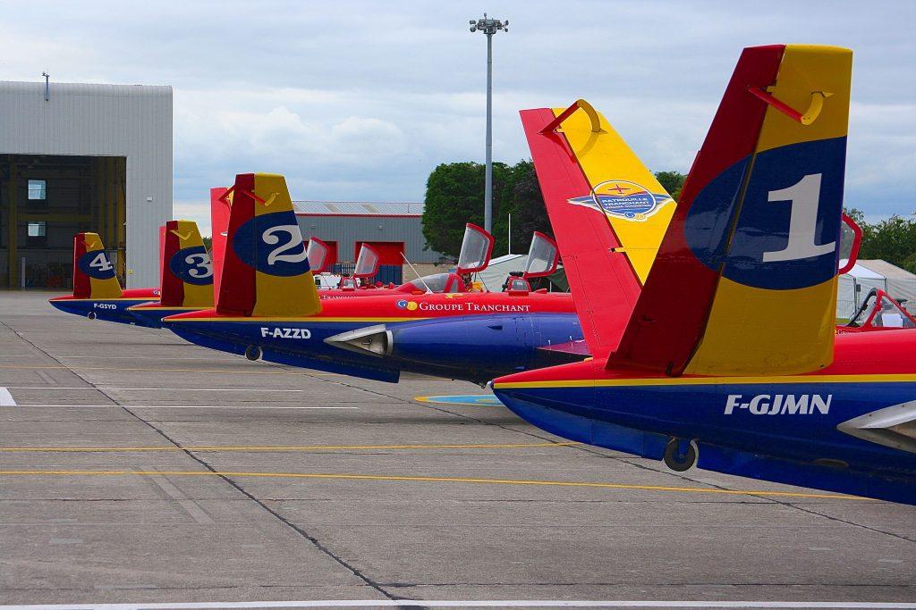 20160722 076 French Fouga Tails IMG_2334
