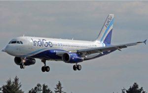 A320-232 EI-EZG in Indigo colours landing at Shannon (Malcolm Nason)