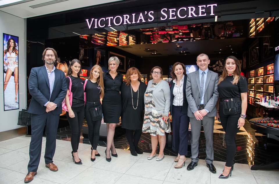 Dublin Airport Victorias Secret branch