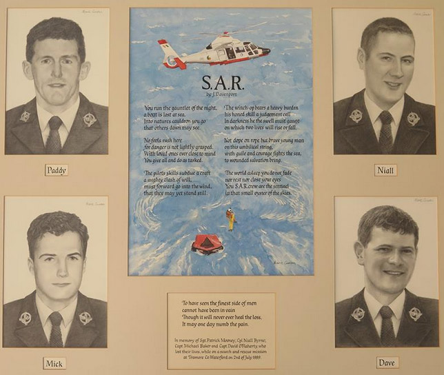 In memory of DH248 (Rescue 111)