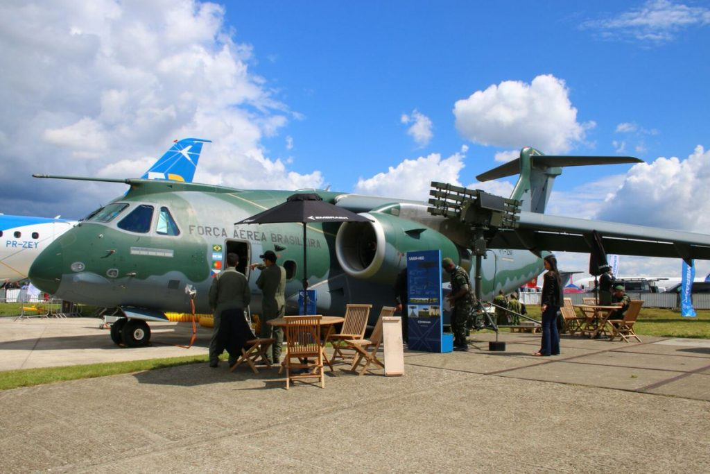 KC-390 Medium Airlifter