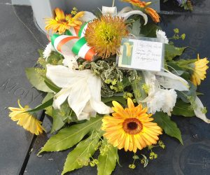 Memorial tribute to the crew of Rescue 111