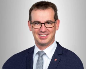 SWISS Head of Human Resources Christoph Ulrich