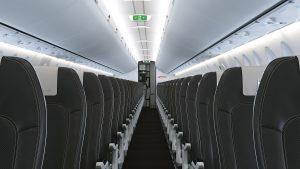 Swiss C Series cabin