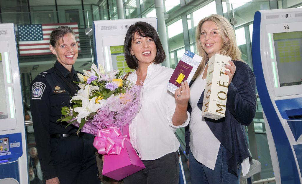 Dublin Airport pre-clearance