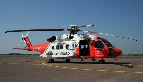 IIIRCG S92 Helicopter EI-ICR