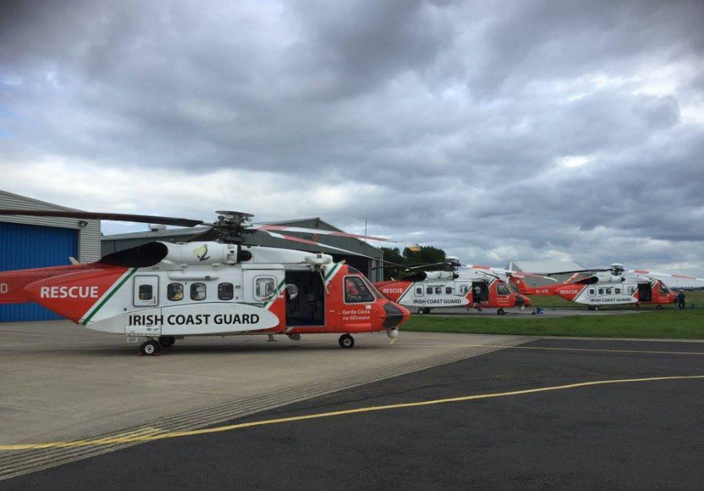 IIRCG Helicopters