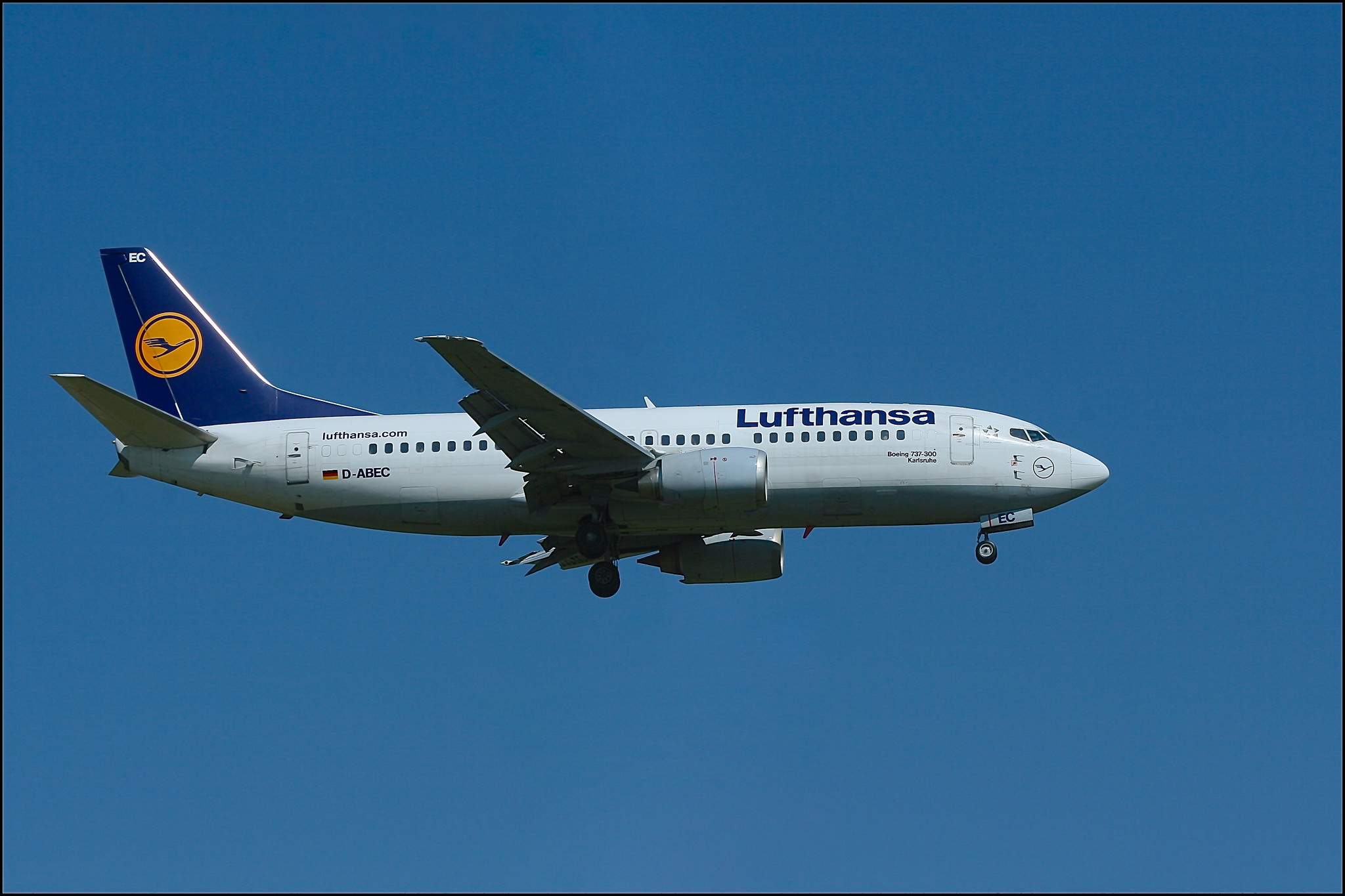 lufthansa bids farewell to its boeing 737 fleet as d abec operates rh airsoc com