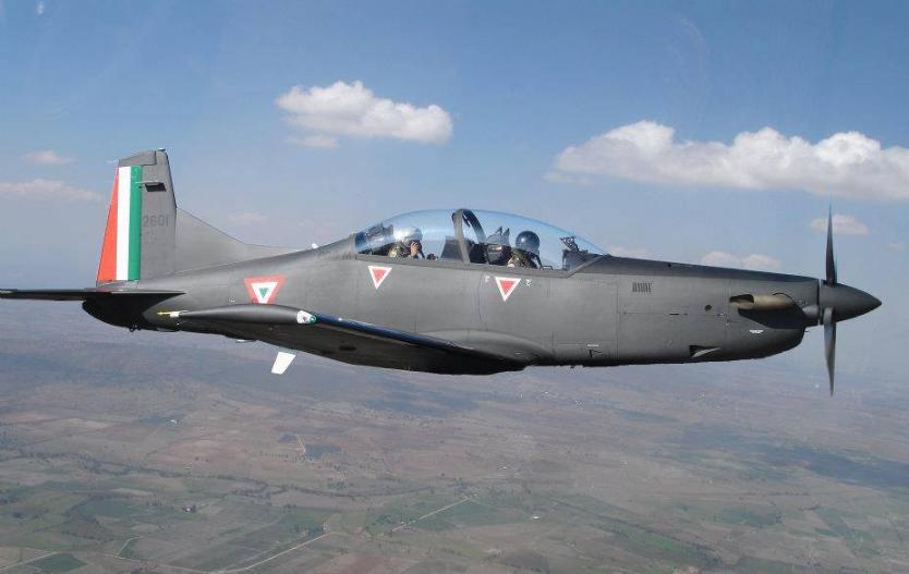 mexican-air-force-pilatus-pc-9m-2601-fam