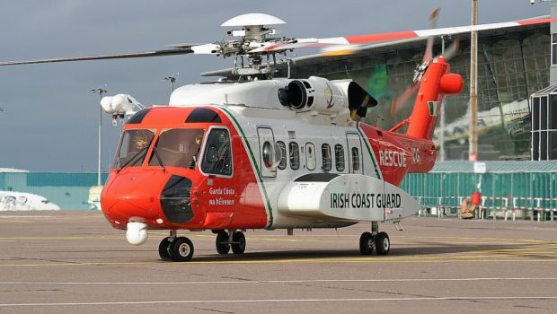 Irish Coast Guard coordinated some 2,500 incidents in 2016