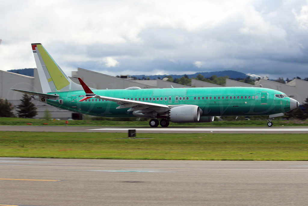 First Boeing 737 Max to be Irish Registered