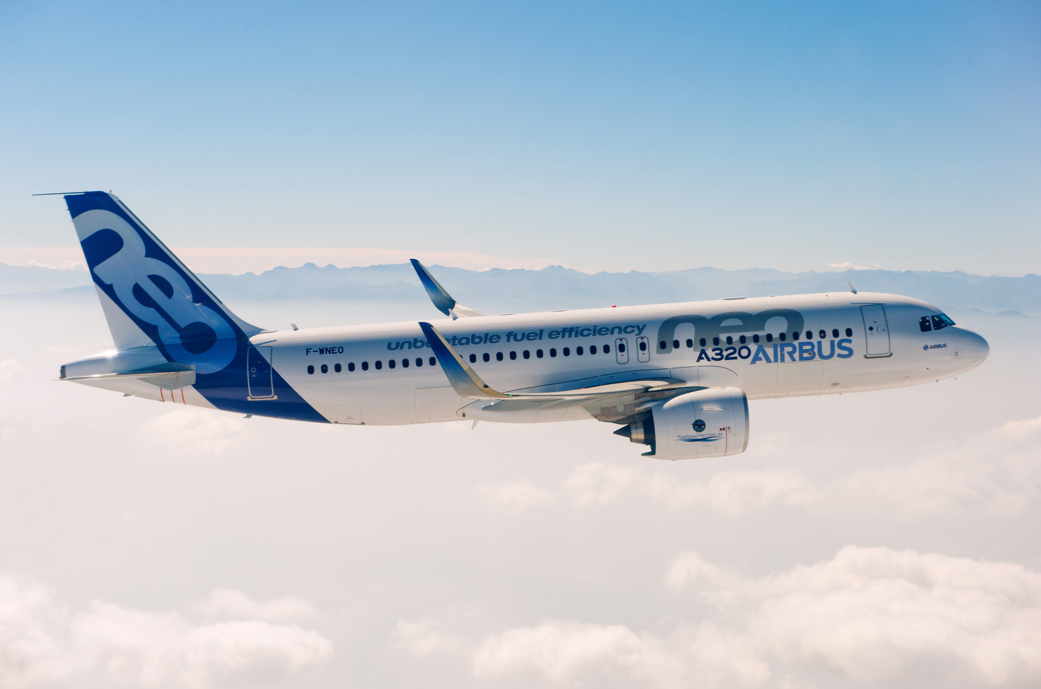 Image result for A320neo PW1000g