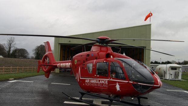 Air Ambulance Northern Ireland - FlyingInIreland com