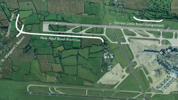 daa Applies for Planning Changes for North Runway