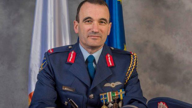 New Irish Air Corps GOC - FlyingInIreland com