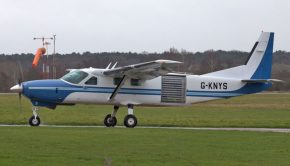 PAC P-750 XTOL at Clonbullogue - FlyingInIreland com